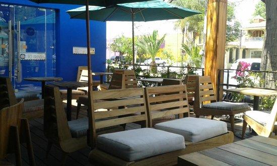 Blue Orange Cafe