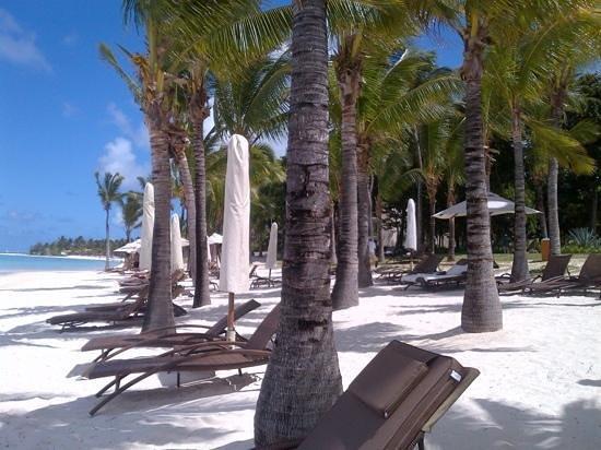 The Residence Mauritius: la plage