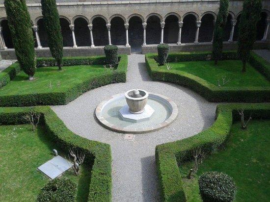 Monestir de Santa Maria de Ripoll: Monasterio de Ripoll