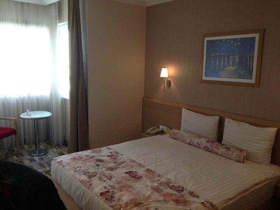 SV Boutique Hotel: Bedroom
