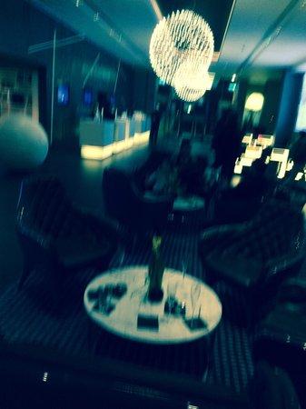 Pullman London St Pancras Hotel : Ristorante