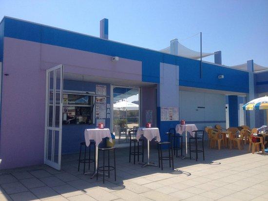 Vista mare ristorante bagno morris foto di ristorante - Bagno italia ristorante ...