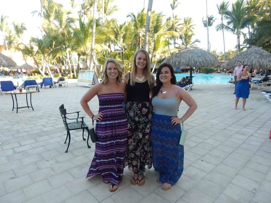 Grand Palladium Punta Cana Resort & Spa: Pool close to the beach!
