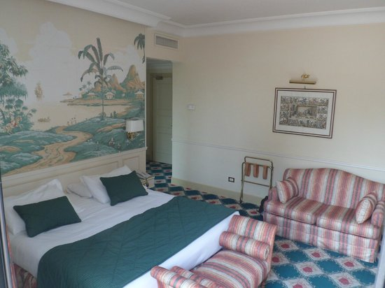 Donna Laura Palace Hotel: Suite