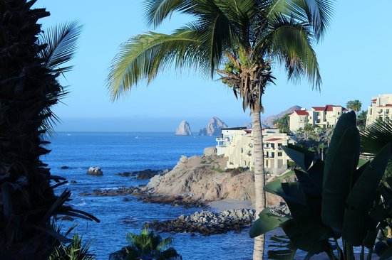 Welk Resorts Sirena Del Mar: Perfect view from our room.