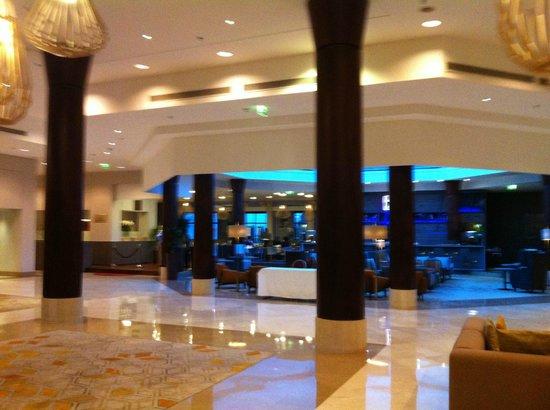 Paris Marriott Charles de Gaulle Airport Hotel : Lobby