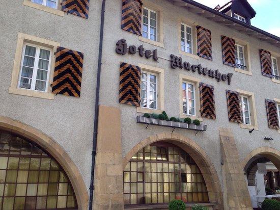 Hotel Murtenhof & Krone : Empfehlenswert
