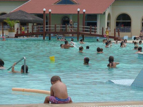 Grand Palladium Imbassai Resort & Spa: Piscina