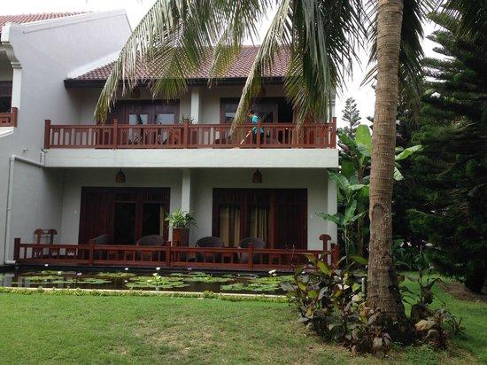 Palm Garden Beach Resort & Spa: unit