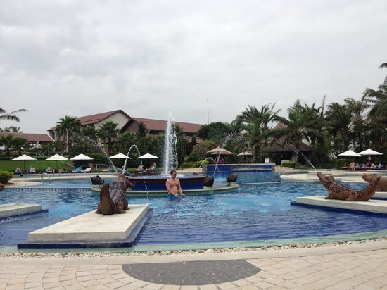 Palm Garden Beach Resort & Spa: Pool