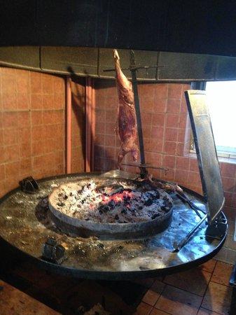 Asador Patagonico : The asado