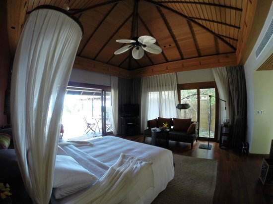 Anantara Rasananda Koh Phangan Villas : Chambre 20 - Ocean Pool Villa