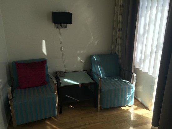 Thon Hotel Slottsparken: chambre