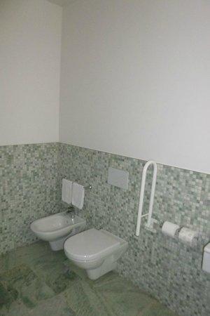 Casa Panvinio: Baño