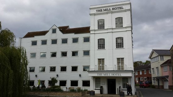 The Mill Hotel: The Hotel