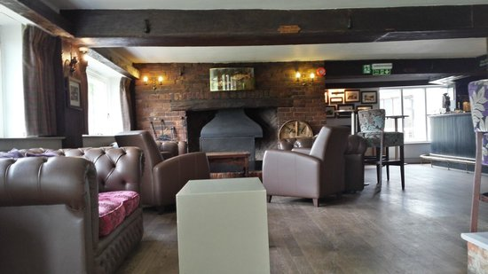 The Mill Hotel: Bar