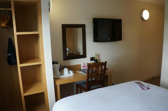 The Mill Hotel: Room