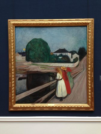 National Gallery : Munch