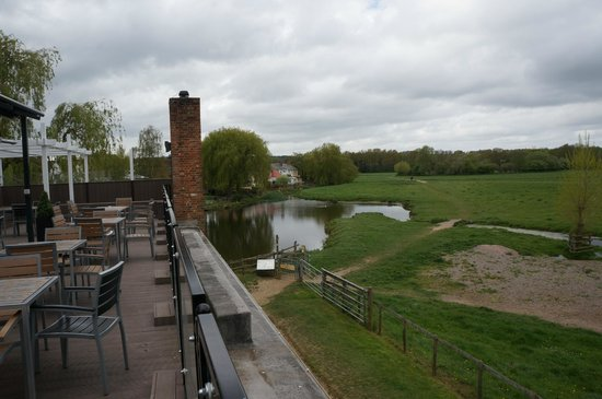The Mill Hotel: View