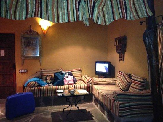 zona soggiorno - Picture of Kasbah Hotel Xaluca Arfoud, Erfoud - TripAdvisor