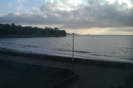 Premier Inn Paignton Seafront (Goodrington Sands) Hotel: View from Room 11