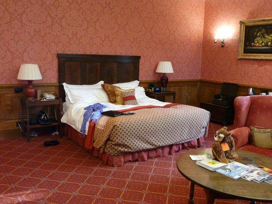 Lainston House Hotel: Heather room