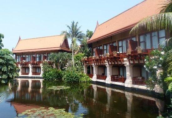 Anantara Hua Hin Resort : Lagoon rooms