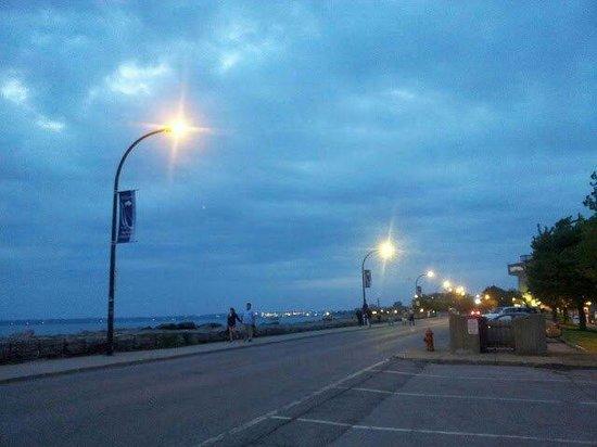 Erie Basin Marina : Beautiful Buffalo Summer night