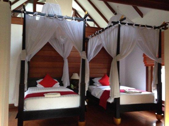Pristine Lotus Spa Resort : Room