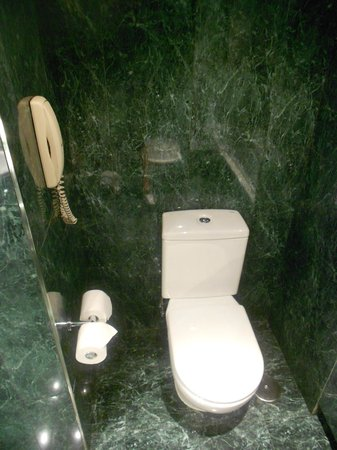 AC Hotel Avenida de America by Marriott: baño