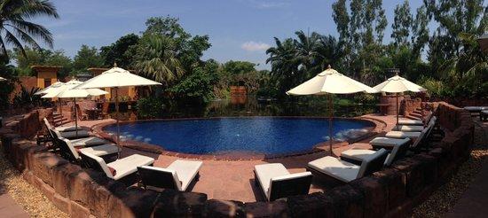Anantara Hua Hin Resort : Lagoon private pool