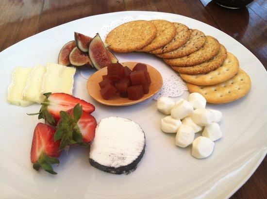Soma Restaurante : First course for monthly 4 course dinner. Primer tiempo para le cena mensual de 4 tiempos.