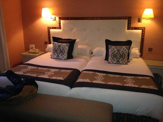 Hotel Le Berbere Palace : letti