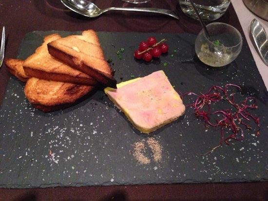 Le Chabada : Foie gras