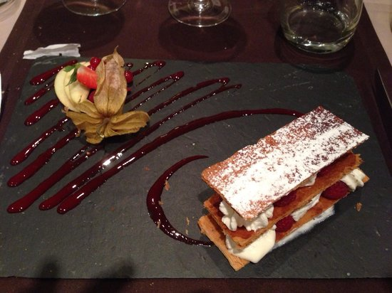 Le Chabada : Millefeuilles