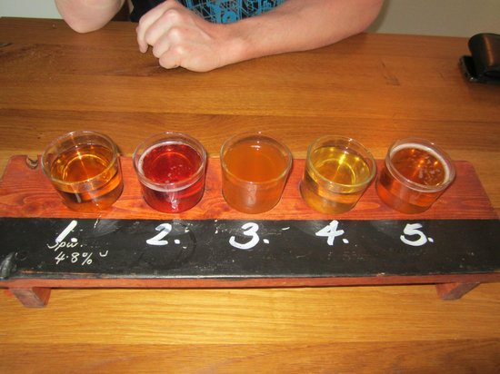 The Stable: Cider Platter