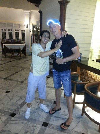 Andaman Seaview Hotel: Michael, friend))))