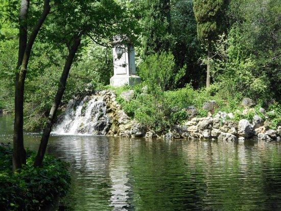 Parque de El Capricho: jardín capricho