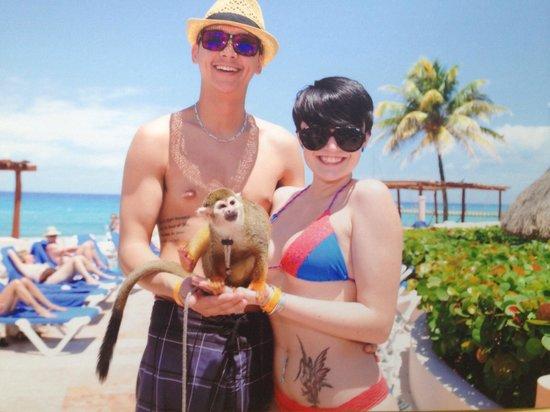 El Cozumeleño Beach Resort: Great day at the beach