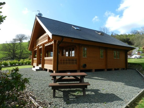 Luxury Lodges Wales: Highly recommended