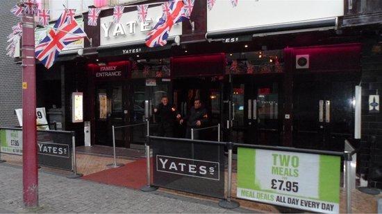 Yates North Blackpool