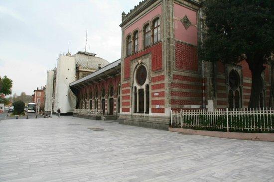 Sirkeci Station : 6