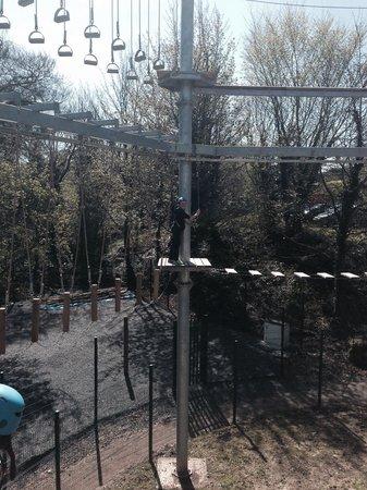 SKYTrek: High ropes