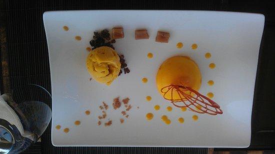 Farniente : dessert exotique