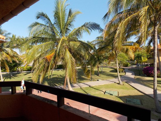Hotel Roc Arenas Doradas: du balcon