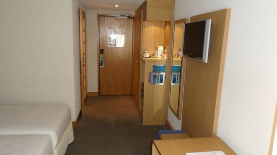 Novotel Lisboa: apartamento