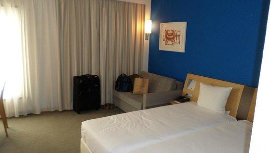 Novotel Lisboa : apartamento