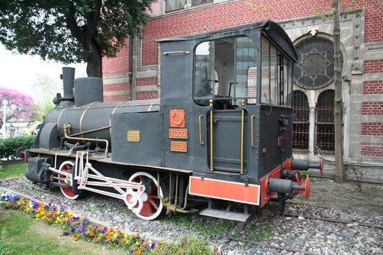 Sirkeci Station : 7