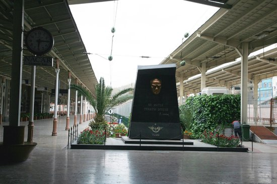 Sirkeci Station : 5