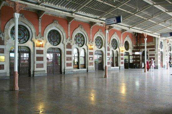 Sirkeci Station : 4